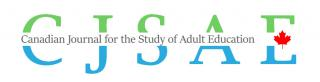 Canadian Journal for the Study of Adult Education (CJSAE) | Vol 32 No 2 (2020)