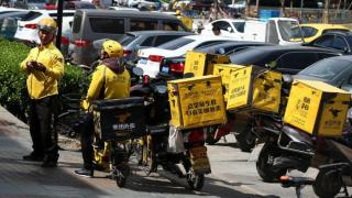 The gig economy in China