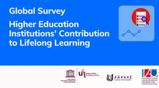 Launch of the Global Survey on HEIs' contribution to LLL