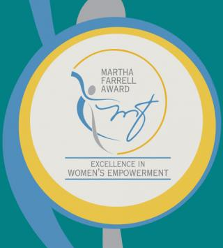 Martha Farrell Award for Excellence in Women's Empowerment