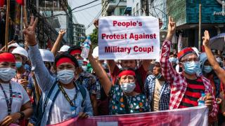 ASPBAE Statement of Solidarity with its members and the people of Myanmar