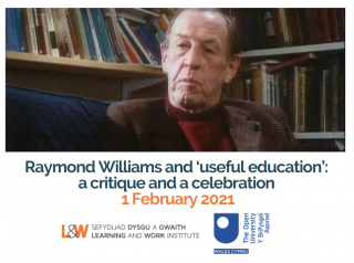 Raymond Williams Memorial Lecture & 'useful education': a critique and a celebration