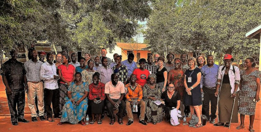 Workshop in Tanzania on 'Leave no one behind: Making the right to education for adults a reality'