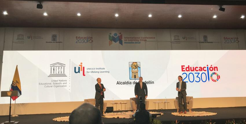 A report on the the Fourth International Conference on Learning Cities, Medellín, 1-3 October 2019