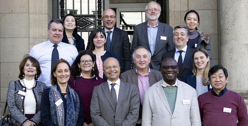 CR&DALL Director attends expert meeting on universities and lifelong learning at UIL in Hamburg on 4/5 February 2020