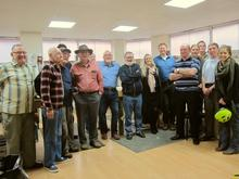 Men's Sheds in Glasgow - October 2016
