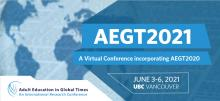 Adult Education in Global Times: An International Research Conference (AEGT2021)
