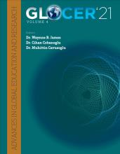 Open-Access Book: Advances on Global Education and Research Vol 4