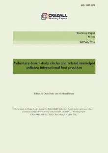Voluntary-based study circles and related municipal policies: international best practices