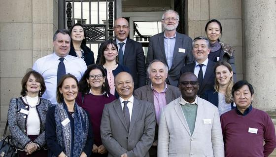 Expert group who met at UNESCO's Institute for Lifelong Learning in Hamburg on 4/5 February 2020