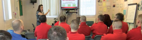 Prison Education - A Hard Cell? Tuesday 19 January 2021
