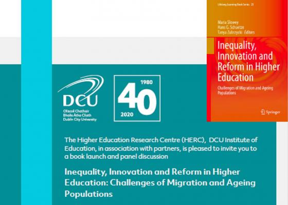 Inequality, Innovation and Reform in Higher Education: Challenges of Migration and Ageing population
