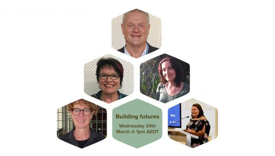 ALA online forum | Building futures – The transformative impact of literacy and learning programs fo