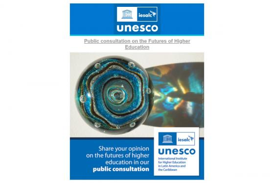 UNESCO | Public consultation on the Futures of Higher Education
