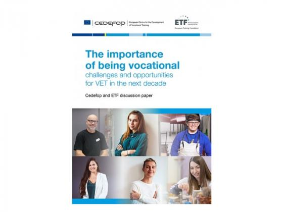 The importance of being vocational: challenges and opportunities for VET in the next decade