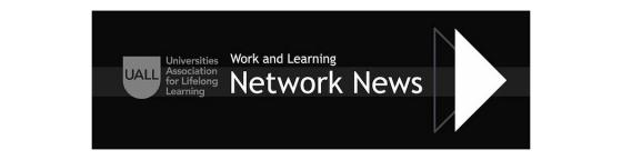 UALL Work and Learning Network - June 2021 Network News