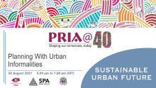 Online Samvad - Conversation - Planning with Urban Informalities